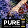 Seven Minerals Massage Oil, Lavender