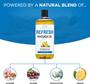 Seven Minerals Massage Oil, Refresh, 16oz, Ingredients