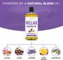 Seven Minerals Massage Oil, Relax, 16oz, Ingredients