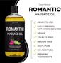 Seven Minerals Massage Oil, Romantic, 16oz, Key Features