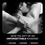 Seven Minerals Massage Oil, Sensual, 16oz, Arousing Massage Oil
