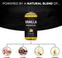 Seven Minerals Massage Oil, Vanilla, 16oz, Ingredients