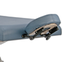 Dual Action Head Rest and Crescent Pillow