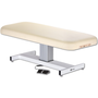 Earthlite Pedestal Electric Lift Massage Table, Flat, EVEREST