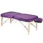 Earthlite Infinity Conforma Portable Massage Table amethyst