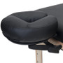 Stronglite Classic Deluxe Portable Massage Table Package-headrest