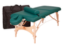 Oakworks Portable Massage Table, AURORA with Professional Package