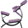 Pisces Pro Dolphin II Portable Massage Chair - Dolphin 2-true purple