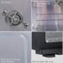 Earthlite Mini UV Hot Towel Cabinet - collage