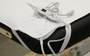 Custom Craftworks Massage Table Linens, Warming Pad, Electric, side straps