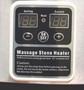Custom Craftworks Massage Stone Heater Digital Menu