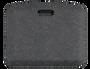 """Smart Step Wellness Mat, MobilePro 22"""" x 18"""", Mosaic Steel"""