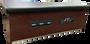 Custom Craftworks Roller Massage Table, ATT300 Wooden Base, oak