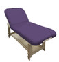 Custom Craftworks Classic Series Massage Table, TAJ MAHAL DELUXE, purple