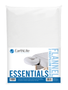 Earthlite Massage Table Face Pillow Cover, Essentials, White