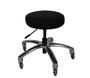 Touch America Therapist/Technician ProStool without Back, Low Piston, Black