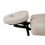 Touch America Massage Table Cradle & Pillow, Contour FaceSpace, Slate