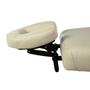 Touch America Massage Table Cradle & Pillow, Contour FaceSpace, Almond