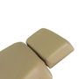 Touch America Treatment Table Salon Head/Footrest & Neck Bolster, without neck bolster