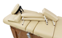 Touch America Massage Table High-End Accessory Package, Almond