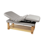 Touch America Stationary Treatment & Massage Table, MULTIPRO, Slate
