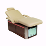 Touch America Fully Motorized Massage Table, ATLAS CONTEMPO (shown with accessories not included)