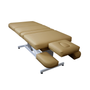 Touch America Electric Lift/Tilt Massage Table, EMBRACE, Camel