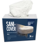 SANI-COVER® Face Rest Covers, Fitted, Disposable, Box of 50