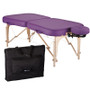 Earthlite Portable Massage Table, INFINITY optional package