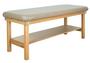 Oakworks Exam Treatment Table, Flat Top, SEYCHELLE