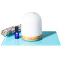 Earthlite Aromatherapy Diffuser and Bluetooth Speaker in Spa Setting