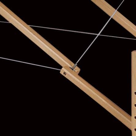 Cablelock System from Oakworks