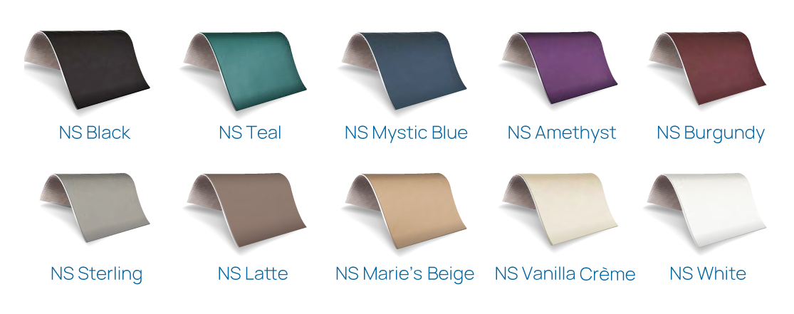 Strata Face Pillow Upholstery Options