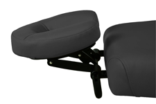 FaceSpace Cradle and Pillow in Black