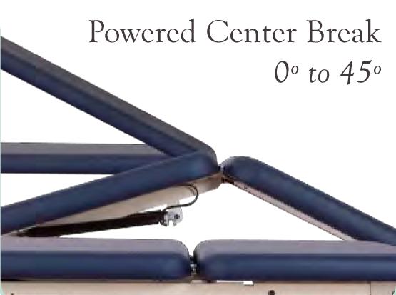 PT400 Powered Center Break