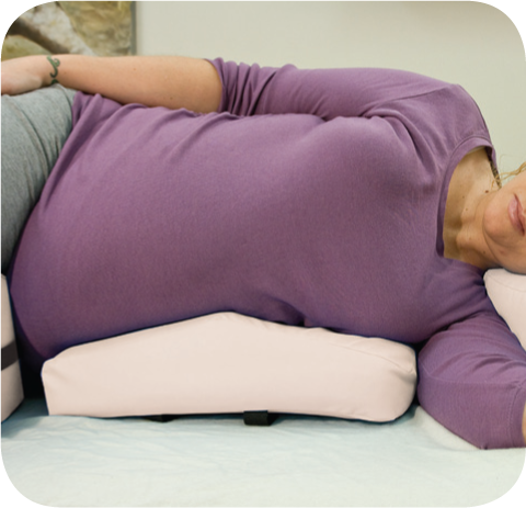 Side Lying Torso Cushion