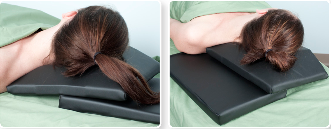Supine Pillow Positioning