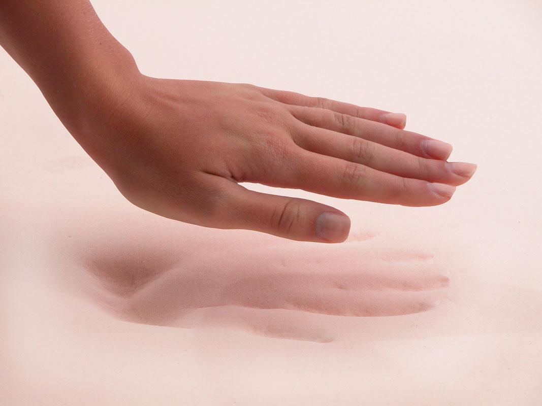 Touch Response Foam