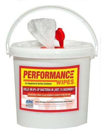 ERC Performance Wipes Dispenser Bucket