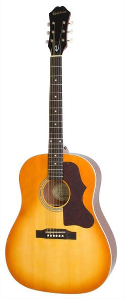 Epiphone 1963 EJ-45 Faded Cherry Sunburst acoustic guitar