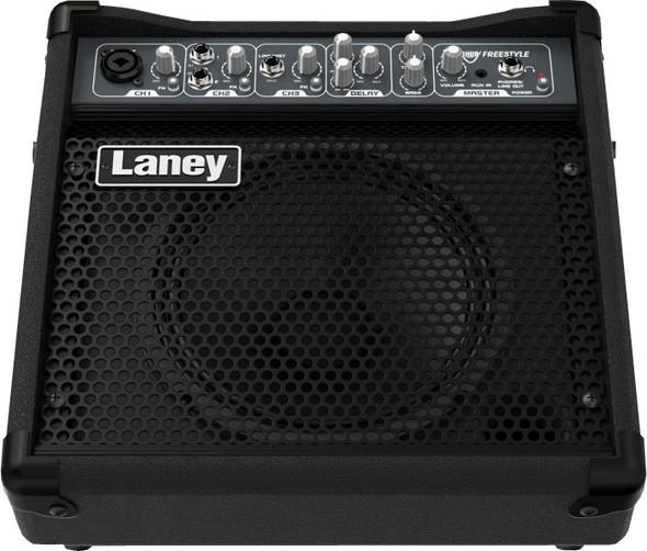Laney Freestyle Audiohub 5 Watt Battery Mains Amplifier