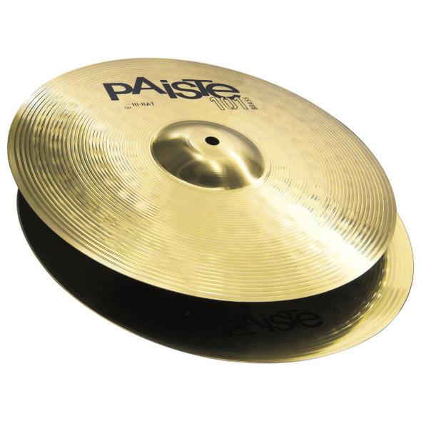 Paiste 101 Brass 14'' Hi-Hat Cymbals