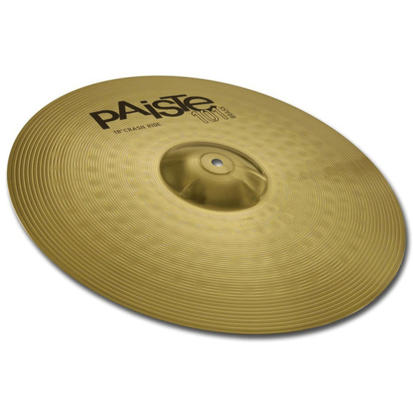 Paiste 101 Brass 18'' Crash/Ride Cymbal