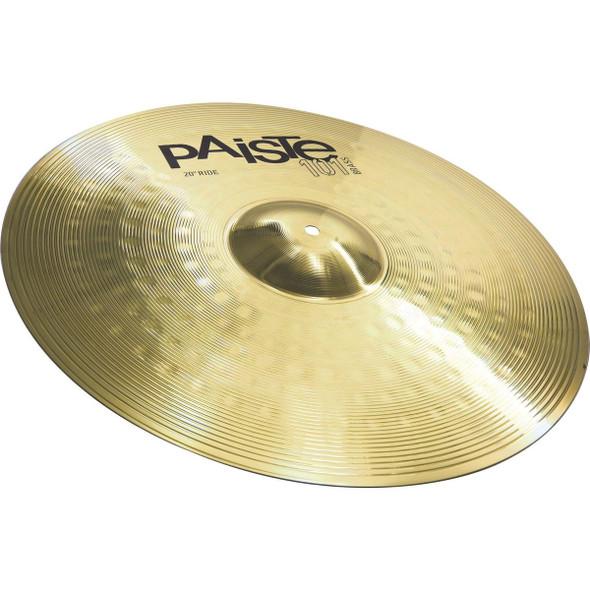 Paiste 101 Brass 20'' Ride Cymbal