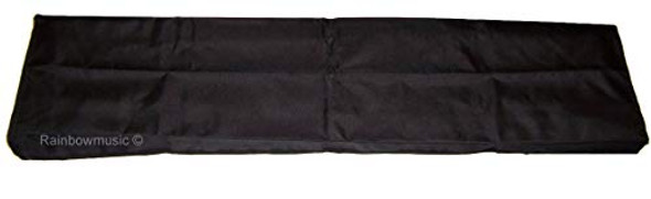 Deluxe Digital Piano Dust Cover Black For Yamaha CP300