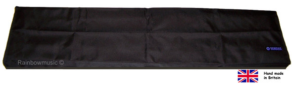 Deluxe Digital Piano Dust Cover Black For Yamaha NPV60 NPV80