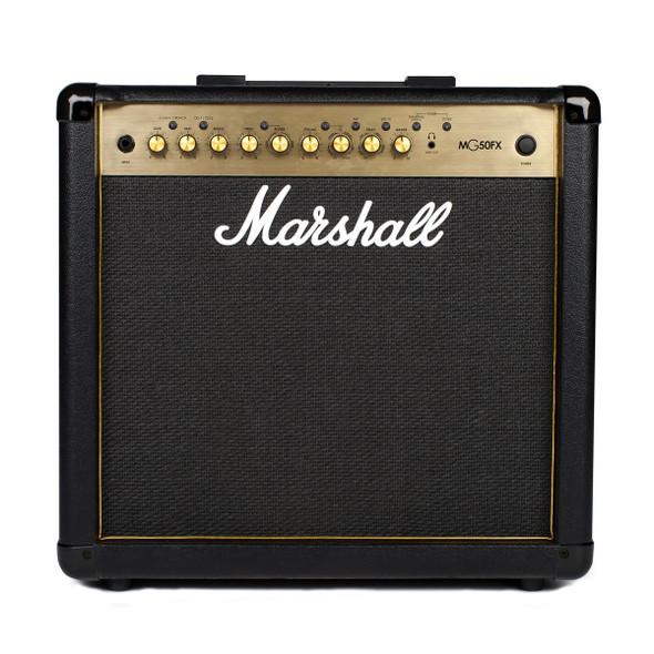 Marshall MG50GFX Gold 50W Guitar Combo