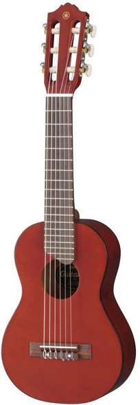 Yamaha GL1 Guitalele (Micro Guitar) in Persimmon Brown finish, with gig bag