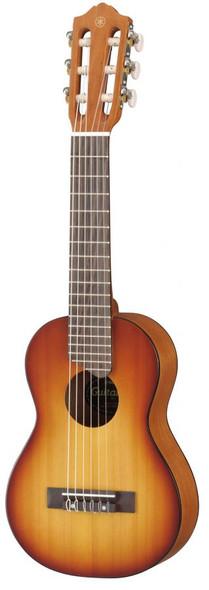 Yamaha GL1 Guitalele (Micro Guitar) in Tobacco Brown finish, with gig bag