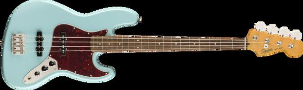 Fender Squier Classic Vibe '60s Jazz Bass Daphne Blue